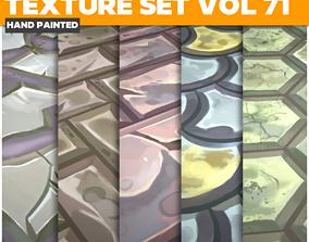 3D asset Mix Vol 71 - Game PBR Textures