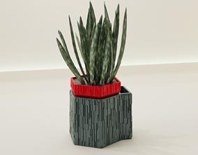 Self-Watering Planter 61 3D print model