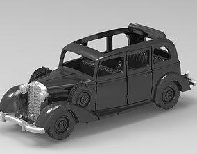 Mercedes 260D 3D print model