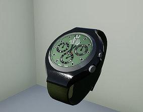 3D asset game-ready Rolex Watch