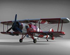 Fairey Swordfish 3D model