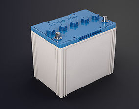 ups Commercial Vehicle Battery 3D model