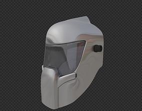 Welding Helmet - Mask 3D