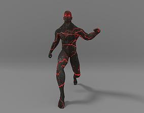 Vulcan 3D model