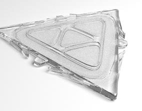Snowflake 16 3D