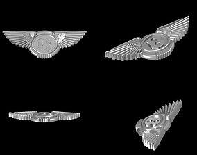 Bentley Logo 3D printable model