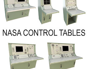 Nasa Control Tables 3D