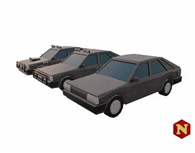 3D model Module Nissan Bluebird Pack