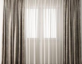 3D Curtain 35