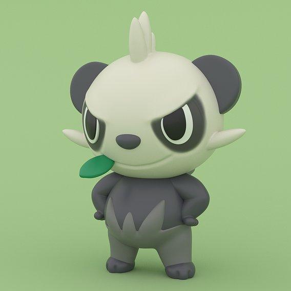 Pancham - Pokemon