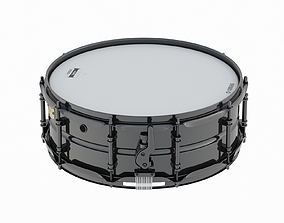 Yamaha Percussion Snare Drum CSS-A Series 3D model