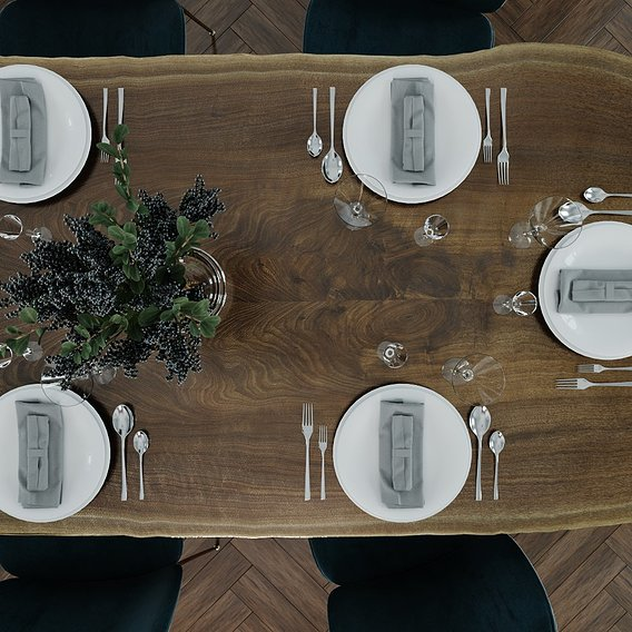 Furniture TableDining 001