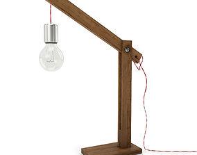 3D model Table Lamp 1