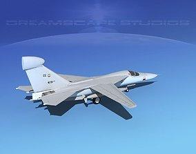 3D General Dynamics EF-111 Raven V01 USAF
