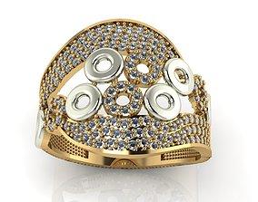 3D printable model ring stone 102