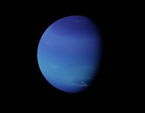 Neptune 3D asset