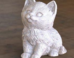 3D printable model for kitty