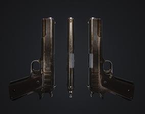 Colt 1911 - Weapon - Handgun 3D model