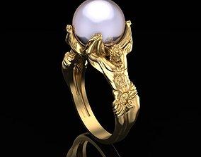 Ring Atlantes fashion-and-beauty 3D print model