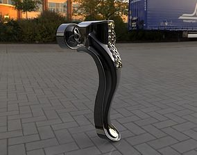 logo corbel 3D printable model