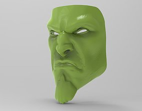 3D printable model Mask - Kratos