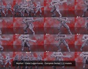 Nosferii - Cabal Legionnaires - Complete Series 1 3D