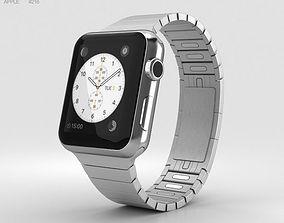 3D model Apple Watch Series 2 38mm Stainless Steel Case 2