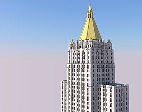 3D print model New York Life Building
