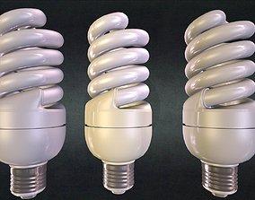 Energy-saving lamp 3D