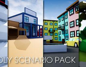 Low Poly Art Pack 3D asset