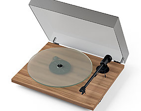 3D Pro-Ject T1 Turntable