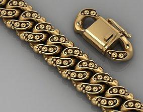 bracelets 3D print model bracelet 120