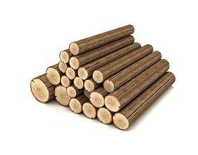 3D asset Lumber