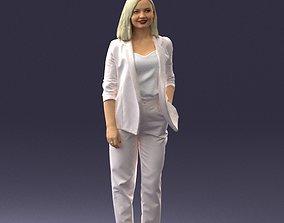 3D model Business lady 1012-1
