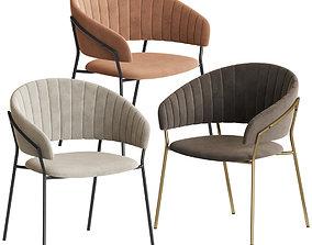 Deephouse Pisa Dining Chair 3D