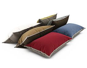 photorealistic Pillows 3D