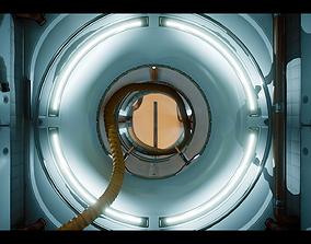 UE4 Unreal Engine 4 - Zero Gravity part one 3D asset