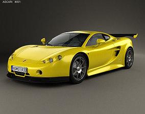 3D Ascari A10 2006