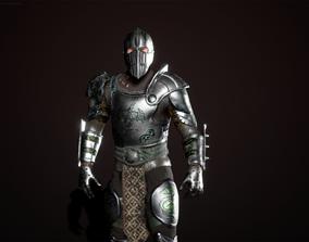 3D model Guard knight