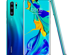 p30 HUAWEIP30Pro3D model