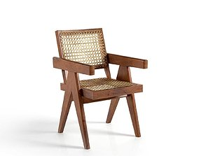 3D Office Cane Chair