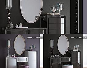 3D model dressingtable Dressing Table
