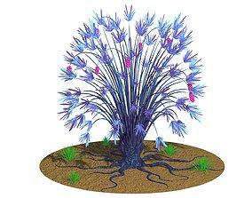 Strange bush 3D