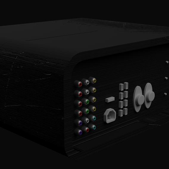 Concept amplifier