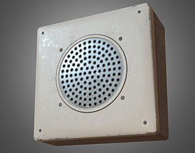 Intercom - PBR Game Ready 3D asset