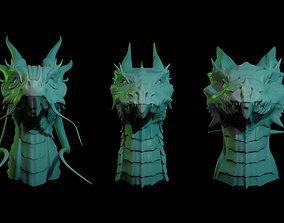 Dragon Heads 3D