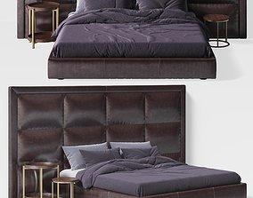 TREVOR BAXTER BED 3D model