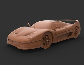 3D print model ferrari f50