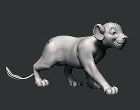 3D printable model Simba Print