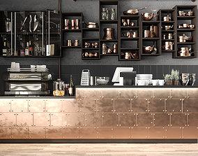 Bar 30 bar 3D model